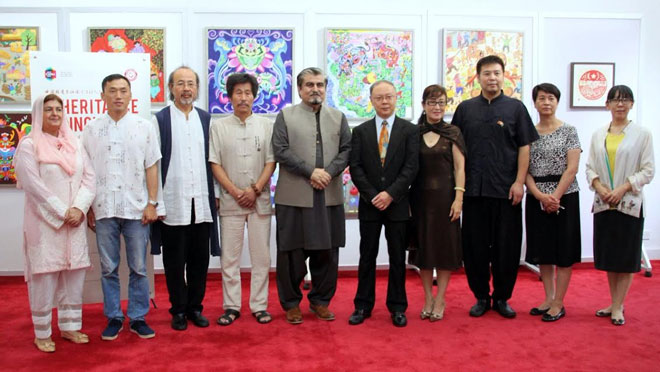 China Cultural Heritage Week Concludes at PNCA Islamabad in Pakistan