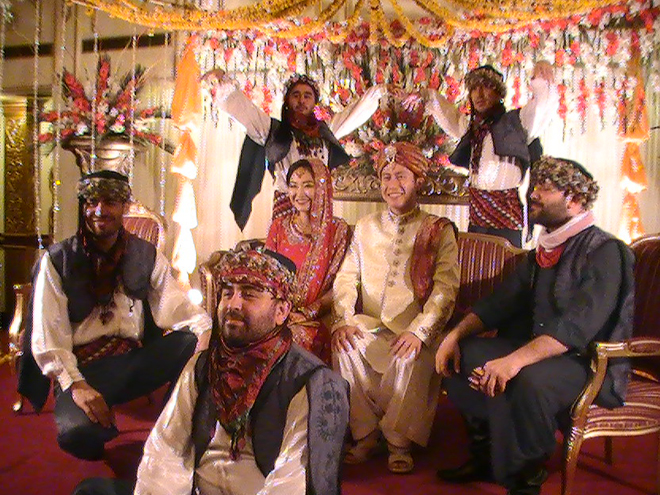 Essay on pakistani wedding party