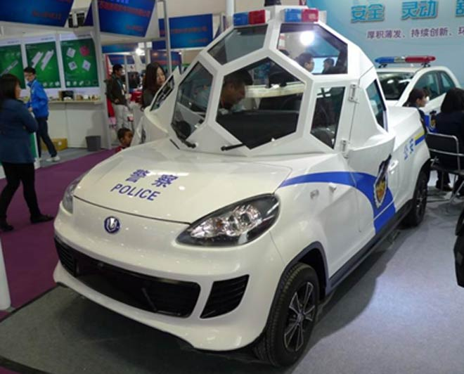 08 China Develops Face-Scanning Police Cars to Catch Criminals