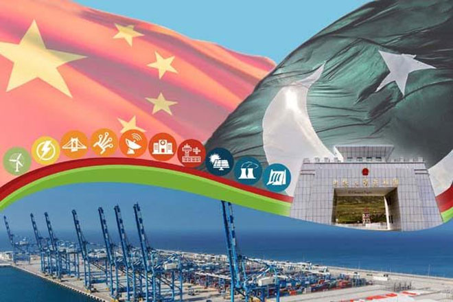 Pakistan China Security Officials Review Security Measures for CPEC